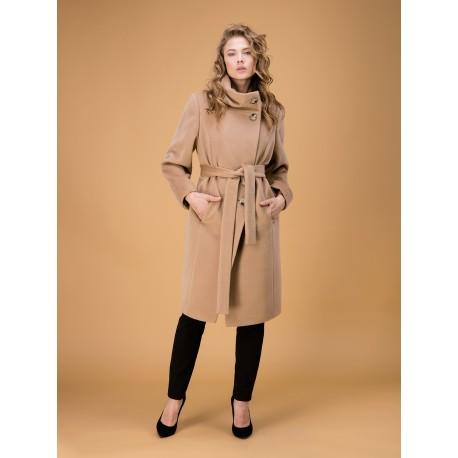 Пальто КМ435