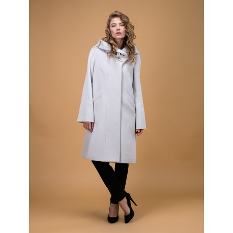 Пальто КМ439
