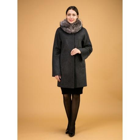 Пальто М297