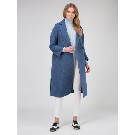 Пальто КМ438