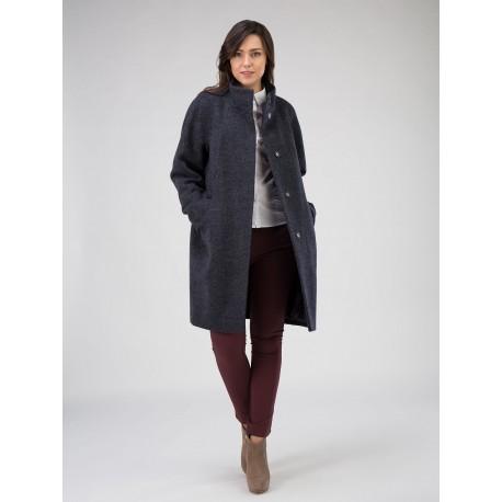Пальто КМ643